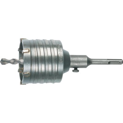 Příklepová korunka 6-hran 80mm FORMAT