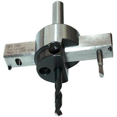 Kruhový vyřezávač LILIPUT válcová stopka 10,0mm GFS