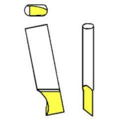 Nůž pro kruhové vyřezávače TiN LILIPUT 122 GFS