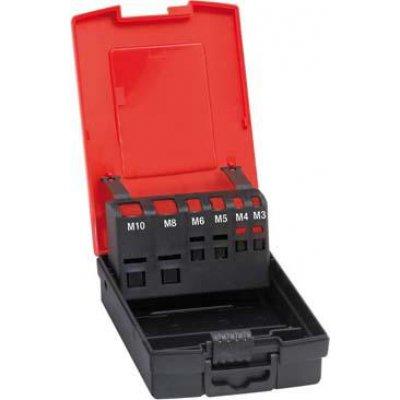 Plastový box, prázdný pro rozměri M3-M10FSmm FORMAT