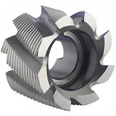 Válcová čelní fréza DIN1880 HSSCo8 typ HR 100x50mm FORMAT