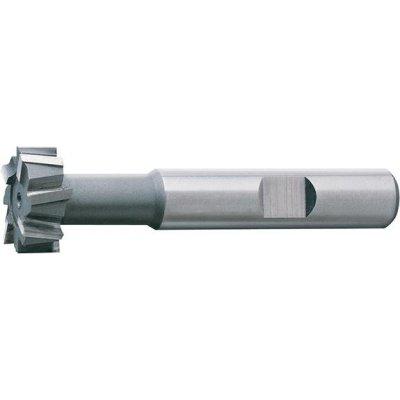 Fréza na T-drážky DIN851 HSSCo5 AB 12,5x6mm FORMAT