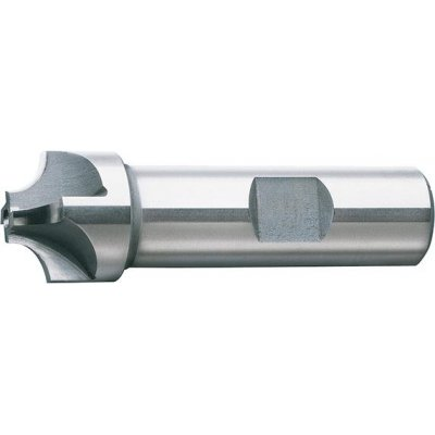 Vydutá fréza DIN6518 HSSCo8 TiCN tvar B 3mm FORMAT