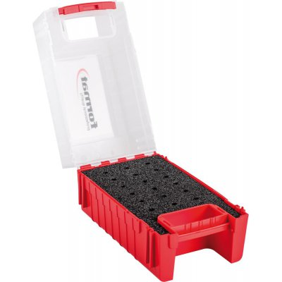 Prázdný box a pěnová vložka pro technické frézy O stopky 6mm FORMAT