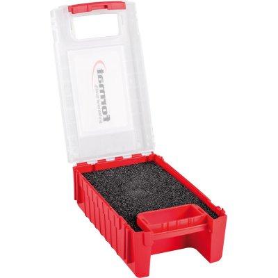 Prázdný box a pěnová vložka pro technické frézy O stopky 3mm FORMAT