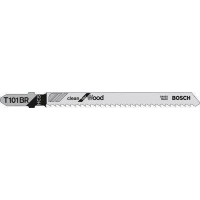 List pro pilu děrovku T 101 BR 25 ks./balení Bosch