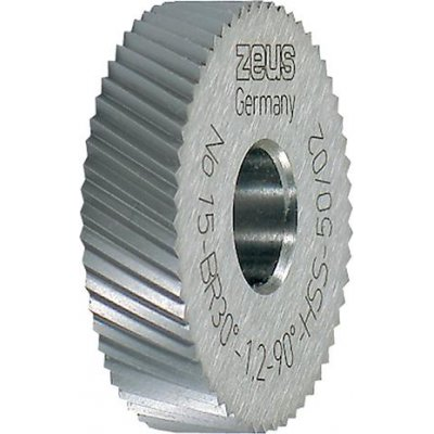 Rádlovací kolečko DIN403 PM BR30 25x6x8mm 0,6 rozteč ZEUS