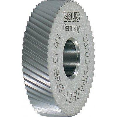 Rádlovací kolečko DIN403 PM BR30 25x6x8mm 0,8mm rozteč ZEUS