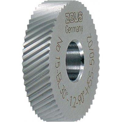Rádlovací kolečko DIN403 PM BL30 25x6x8mm 0,8mm rozteč ZEUS