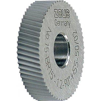 Rádlovací kolečko DIN403 PM BR 10x3x6mm 1,2-rozteč ZEUS