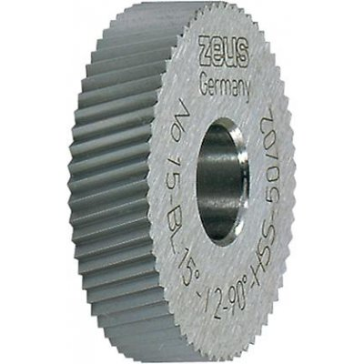 Rádlovací kolečko DIN403 PM BL 10x3x6mm 0,6-rozteč ZEUS