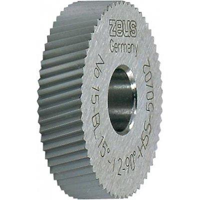 Rádlovací kolečko DIN403 PM BL 10x3x6mm 1-rozteč ZEUS