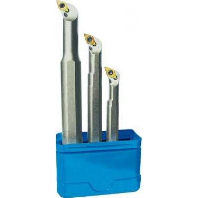 Sada nožových tyčí 107,5° vnitřní chlazení A-SDQCR 07