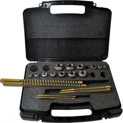 Sada vyškrabovacích jehel HSS 20 ks. rozměri 2-8mm Hassay Savage