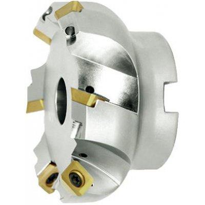 Rovinná nástrčná fréza vnitřní chlazení 45° Z6 SEET/SEEW D80mm
