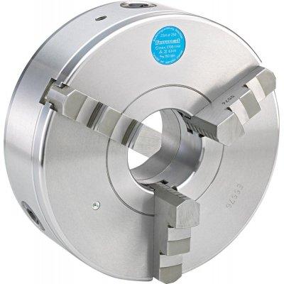 Tříčelisťové soustružnické sklíčidlo DIN6350 ocel 160mm FORMAT