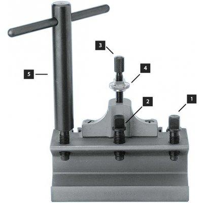 Upevňovací šroub pro konzole rozměr A SRW