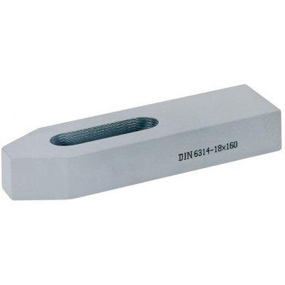 Upínka DIN6314 18x160mm FORMAT