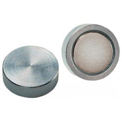 Magnetický plochý chapač NdFeB bez závitu 16x4,5mm FORMAT