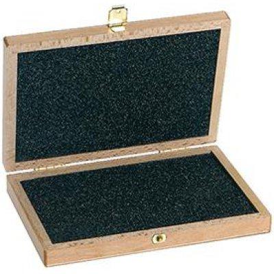 Dřevěný box na posuvné měřítko 300m včetně / bez měřicích hrotů FORMAT