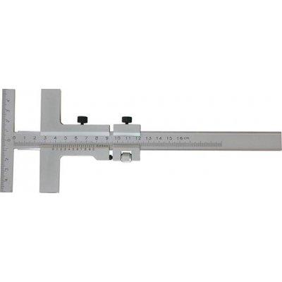 Posuvné měřítko na rýsování přesné nastavení 160mm