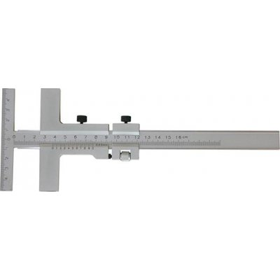 Posuvné měřítko na rýsování přesné nastavení 500mm