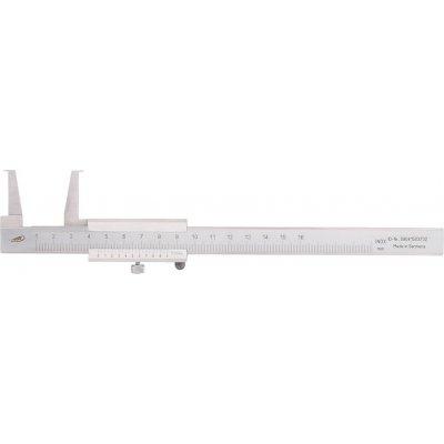 Posuvné měřítko na drážky 20-160mm Helios-Preisser