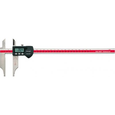Dílenské posuvné měřítko IP65 digitální měřicí hroty 500mm FORMAT
