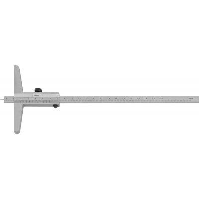 Posuvný hloubkoměr měřicí kolík 200mm FORMAT