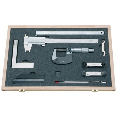 Sada měřicí nástroje, 8 ks. fukce TaMS TWIN FORMAT