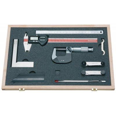 Sada měřicí nástroje, 8 ks. funkce TaMS FORMAT