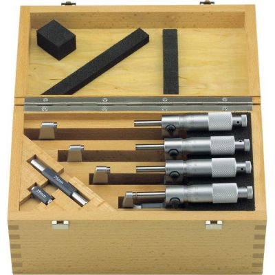 Sada mikrometry 100-200mm MAHR
