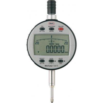 Úchylkoměr digitální MarCator 0,0005/12,5mm 1087R MAHR