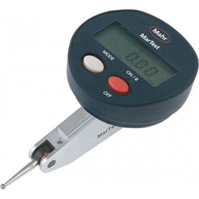 Páčkový úchylkoměr digitální 0-4-0mm MAHR