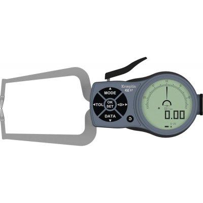 Vnější rychlosnímač 0-50mm KRÖPLIN