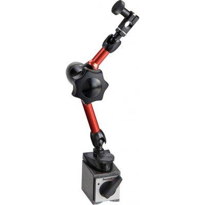 Magnetický stojan na měřicí přístroje 800N přesné nastavení na patici 211,5mm FORMAT