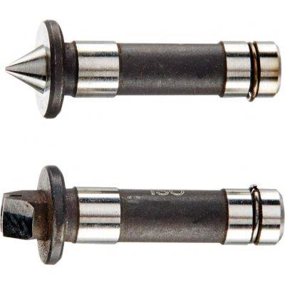 Závitové měřicí vložky (pár) na stoupání metrických vnitřních závitů: 1,5-1,75mm Helios-Preisser