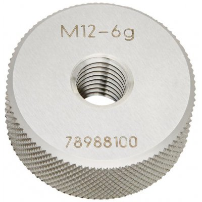 Závitový kalibr kroužek (bezvadný díl) DIN2285 M1,6 BOSS JBO