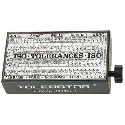 ISO toleranční klíč FORMAT
