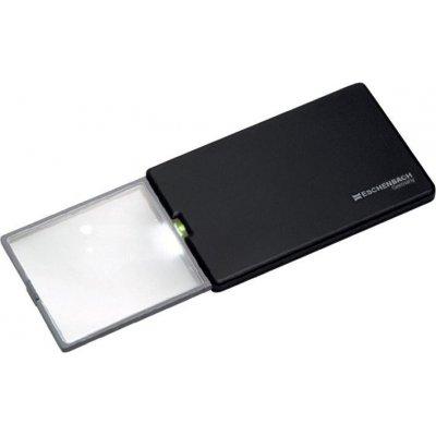 Lupa s kapesní svítilnou easy Pocket 3,0x ESCHENBACH