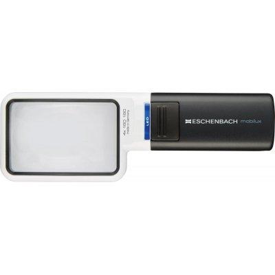 Lupa s osvětlením mobilux 4x 7x50mm ESCHENBACH
