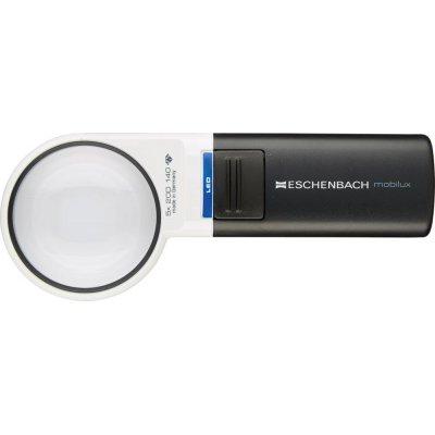 Lupa s osvětlením mobilux 10x D35mm ESCHENBACH