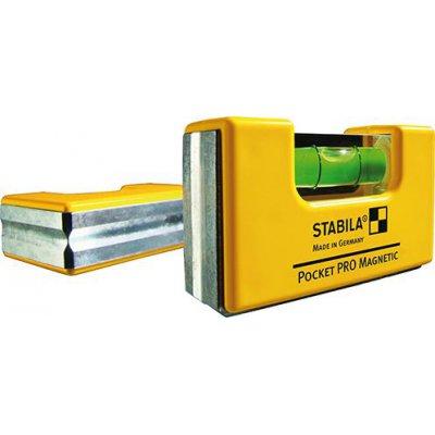 Mini vodováha Pocket ProMagnetic 7cm SB STABILA