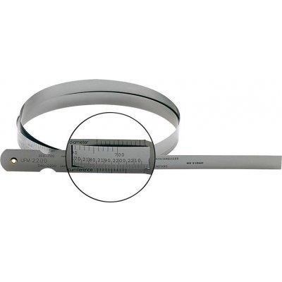 Obvodové měřické pásmo 5960-7230mm FORMAT
