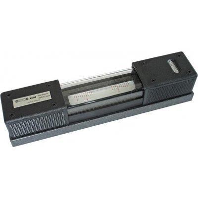 Přesná vodováha s vyrovávacím přípravkem 200mm/ 0,1mm/m RÖCKLE