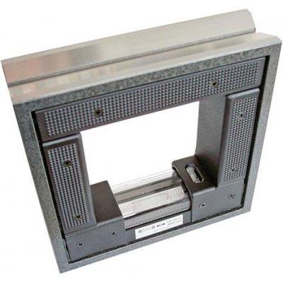 Rámová vodováha 150x150mm/0,1mm/m RÖCKLE