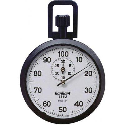 Přesné mechanické stopky 1/100-min. 30min. HANHART