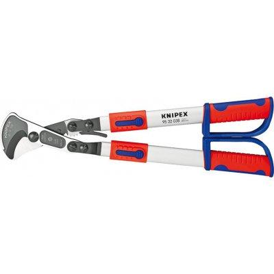 Kabelové nůžky ráčna 560mm KNIPEX