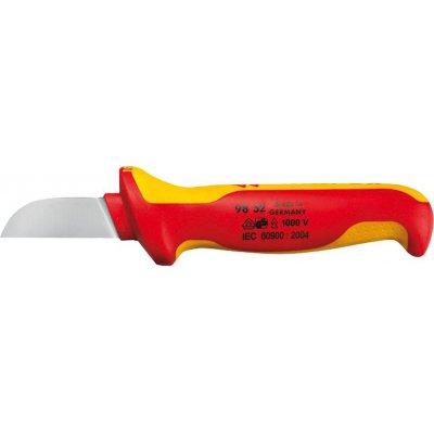 Nůž na kabely vícesložková rukojeť 180qmm KNIPEX