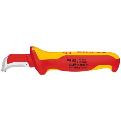 VDE nůž na kabelové pláště 155mm čepel 38mm KNIPEX